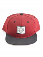 Boné New Skate Snapback Headhunter