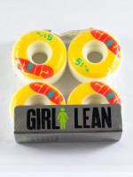 Rodas Girl Lean 51mm