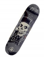 Shape Wood Light - Back to Bones Truck Preto - 8.0""