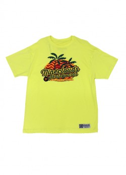 Camiseta Nineclouds Beach