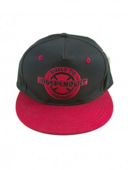 Boné Independent Snapback Built To Grind