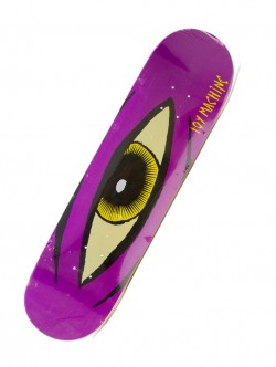 Shape Toy Machine Sect Eye Purple 8.125