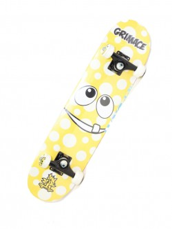 Skateboard Completo Wood Light - Grimace