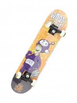 Skateboard Completo Wood Light - Worker
